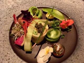 kiwa - 華やかなお皿