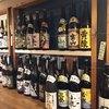鹿児島焼酎処 いっぺこっぺ - ドリンク写真:飲みたいボトルを棚から持ってきます
