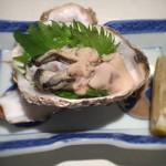 紋ずし - 生牡蠣