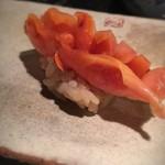 紋ずし - 赤貝