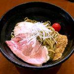 麺屋ひなた - 料理写真:油そば¥700 2018.2.1