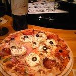 リングラツィオ - ピザについては、お願いすれば、メニューにない組み合わせもできることもあります。