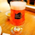 クラフトビアマーケット - 城端麦酒 ブラッドオレンジ