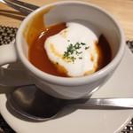 シュラスコレストラン ALEGRIA shinjuku - 伊勢海老のビスク
