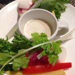 シュラスコレストラン ALEGRIA shinjuku - アレグリアサラダ