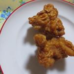 おそうざいの店 さんぽみち - 鶏の唐揚げ