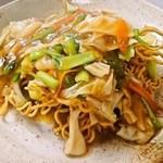 中華厨屯知 - 『パリパリあんかけ焼きそば』見てビックリ!食べてビックリ!みんなでシェア♪
