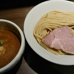 つけ麺一燈 - 伊勢海老つけ麺 大盛