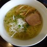 陳麻家  - 味わい塩ラーメン700円