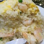 中国料理 登龍 - 見て見て!大きい海老♡が沢山!