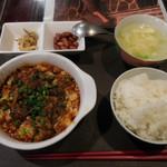 80708490 - 麻婆豆腐