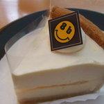 8b DOLCE - ダブルチーズタルト