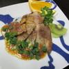 もみじ茶屋 - 料理写真:信州立科豚のみそトンテキ880円