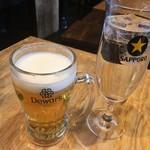 80711465 - 生ビールはSAPPORO