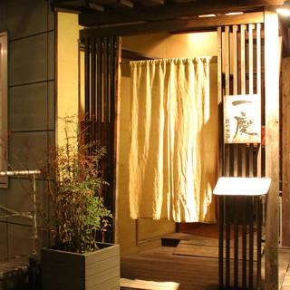 大人の隠れ家、西中洲♪