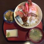 80712487 - 海鮮丼1,300円