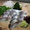 彦六鮓 - 料理写真:きずし