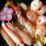 丼丸北海道 - 海峡丼    500円