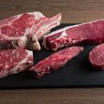 LE SEVERO - お肉のプレゼンテーション