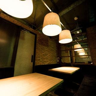 1Fは賑やかな大衆酒場◆2~3Fは多彩な個室、VIPルーム