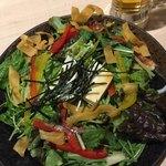 鶏っく - チョレギサラダ