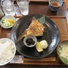 ごはんや 飯すけ - 料理写真:天然ブリカマ焼定食1,700円。