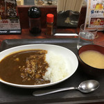 ひとりあじ - カレーライス350円