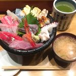 いきいき亭 - いきいき亭丼 @2,000円
