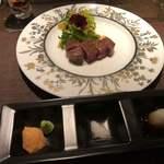 TEPPAN&WINE MASA - 徳島県阿波黒毛和牛フィレステーキ