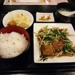 Bishokutenchiharuka - 日替わり定食