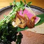 東岡崎魚酒場 どぉーん - のどぐろのへしこ