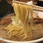 きくちひろき - ツルツルと滑らかな麺