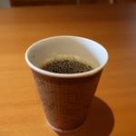 エル&エル ハワイアン バーベキュー - ホットコーヒー