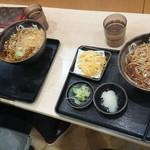 ゆで太郎 - 朝蕎麦330円です❗
