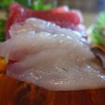 寿司懐石 かご家 - マコガレイ