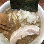 麺処 井の庄 - アップ