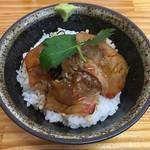 中華そば よしかわ - 「真鯛ご飯」300円