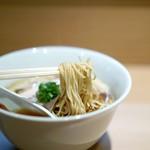らぁ麺 はやし田 - 麺