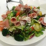 オテルグレージュ - 「フレンチコース」グレージュ特製サラダ