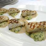 オテルグレージュ - 「フレンチコース」目鯛のポワレ ソースマリニエール