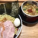 ラーメン凪 - すごい煮干つけ麺特製