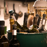 クラッ - 毎日日替わりで開けるグラスワイン。お気軽にお好みをお伝えください♪