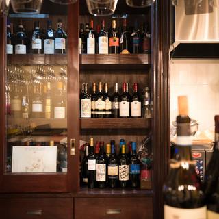 イタリアワイン専門店