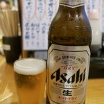 80733111 - 「ビール大瓶」(630円)