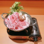 ガラシャ - 国産牛の肉鍋