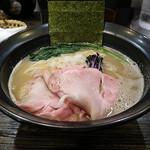丿貫 - 新鮮魚白湯そば