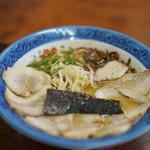 大黒ラーメン - 料理写真:チャーシューメン