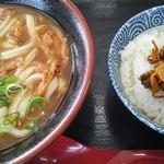 黒田藩うどん - 料理写真:
