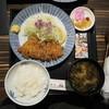 とんかつ稲 - 料理写真:とんかつ定食(税別880円)