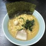 80737227 - 醤油豚骨ラーメン大